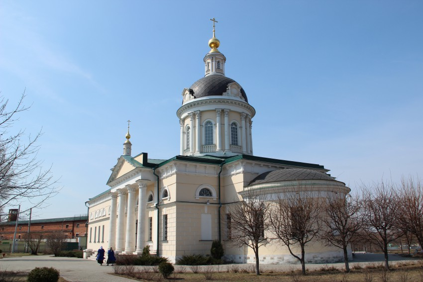 Михаило-Архангельский храм г. Коломна